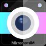 icon Mirror Grid - Photo Collage