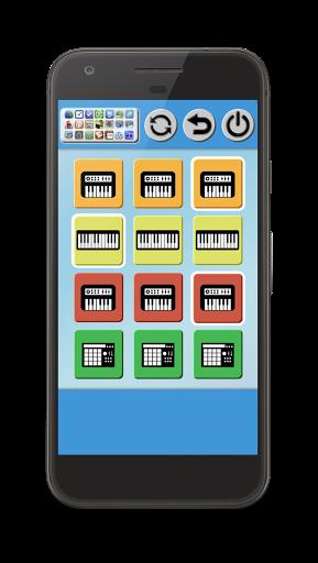 Band Game: Piano, Guitar, Drum