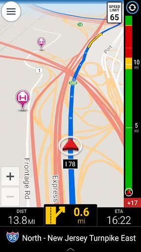 CoPilot GPS - Navigazione