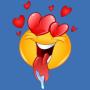 icon Love Stickers(Adesivi damore)