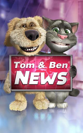Talking Tom Ben News