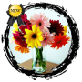 icon Vase for flower (Vaso per fiori)