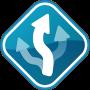 icon MapFactor GPS Navigation Maps (Mappe di navigazione GPS MapFactor)