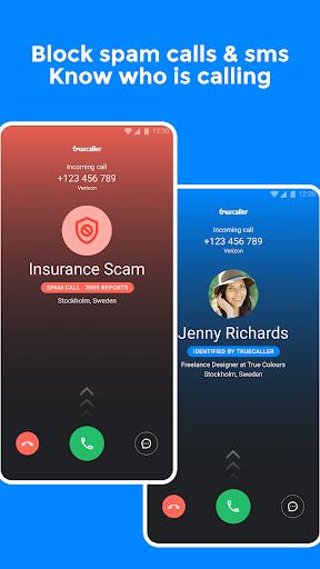 Truecaller: ID chiamante e dialer