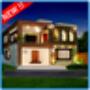 icon Desain Rumah Minimalis (Design minimalista della casa)