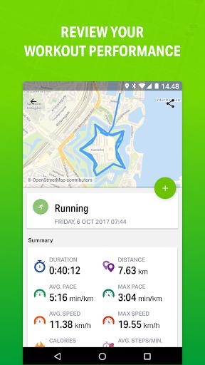 Endomondo - Running Walking