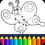 icon Animal Coloring Pages (Pagine da colorare per animali)