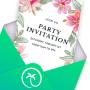 icon Invitation maker & Card design by Greetings Island (Creatore di inviti e design di carte di Greetings Island )