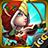 icon Scontro di regni(Castle Clash: Squadre Valorose) 1.5.8