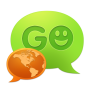icon GO SMS Pro Korean language pac (GO SMS Pro coreano in lingua pac)