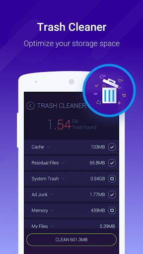 Cache Cleaner-DU Speed ​​Booster