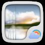 icon Restful Weather Widget Theme (Tema del widget meteo riposante)