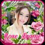 icon Rose Frame or Flower Frames (Cornice rosa o fiori)