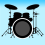 icon Drum set(Set di batteria)