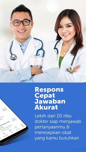 Alodokter: Chatta con il dottore