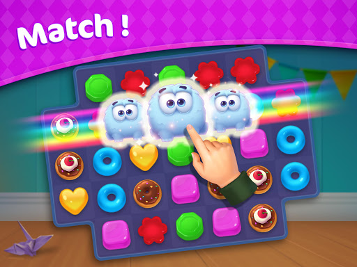 Jelly Blast: Relax Match 3