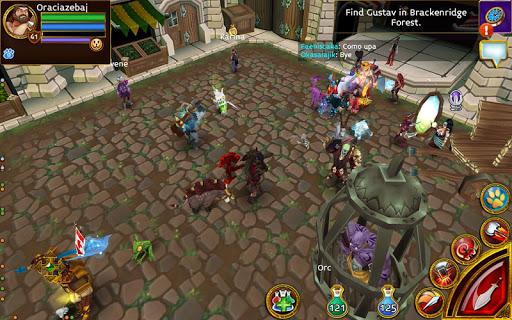 Arcane Legends MMO-Action RPG