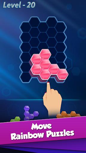 Bloccare! Hexa Puzzle