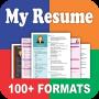 icon com.nithra.resume(My Resume Builder, CV Free Jobs)