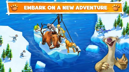 Avventure glaciali
