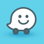 icon Waze - GPS, Maps & Traffic (Waze: GPS, mappe e traffico)