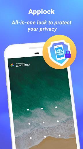 Security Master - Antivirus, VPN, AppLock, Booster