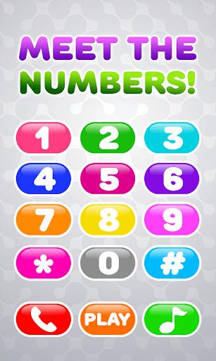 Baby Phone - Numeri, animali