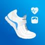 icon Pedometer & Weight Loss Coach (Pedometro e allenatore di perdita di peso)