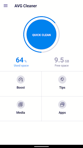 AVG Cleaner, Booster e Battery Saver per Android