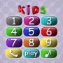 icon Baby Phone(Baby Phone - Numeri, animali)